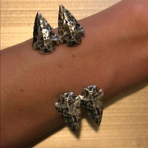 Pamela Love Jewelry - Arrowhead Bangles